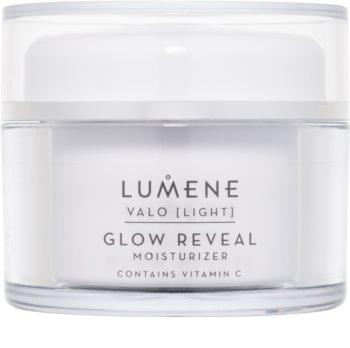 Lumene Valo [Light] creme hidratante e iluminador com vitamina C